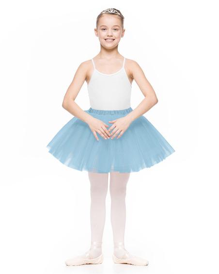 Spódniczka Dziecięca Effie Błękitna