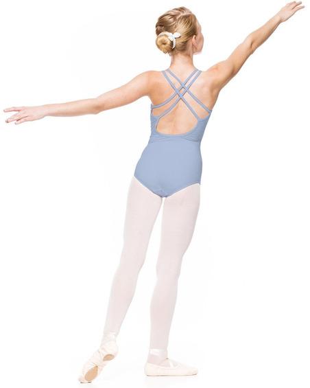 Body Młodzieżowe Julia Błękitne Taneczne