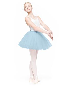 Spódniczka Tutu Dziecięca Effie Błękitna