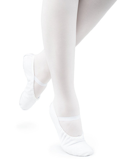 Baletki Dziecięce Cinderella Białe