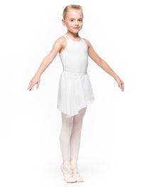 Spódniczka Tuniczka Dziecięca Sylphide Biała