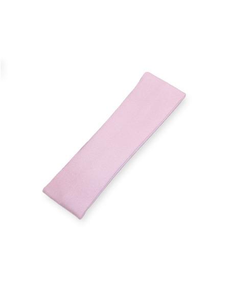 Opaska Elastyczna Na Włosy Dziecięca Różowa