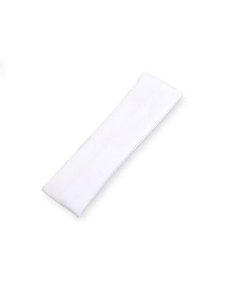 Opaska Elastyczna Na Włosy Młodzieżowa Biała