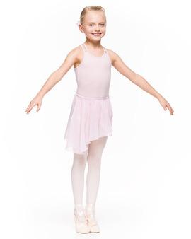 Spódniczka Tuniczka Dziecięca Sylphide Różowa