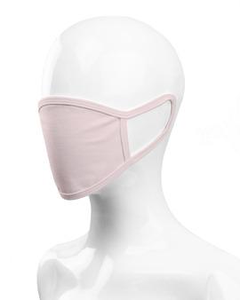 Maska Bawełniana Dziecięca Różowa