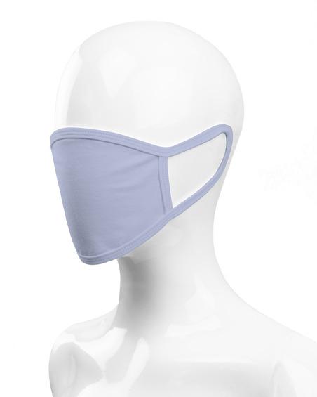 Maska Bawełniana Dziecięca Błękitna