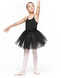 EFFIE – spódniczka tutu do tańca dziecięca czarna