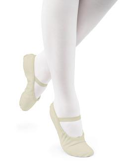 Baletki Młodzieżowe Cinderella Cieliste