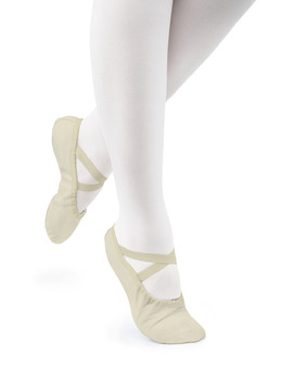 Baletki Damskie Cinderella Cieliste