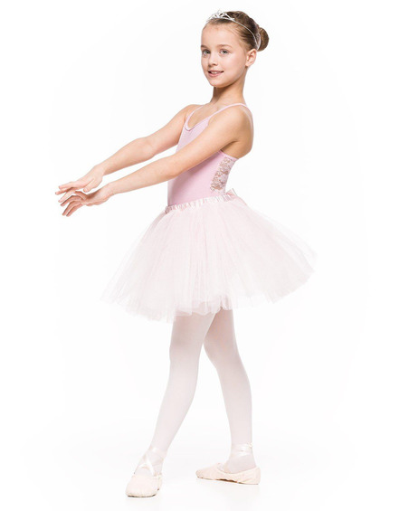 Spódniczka Tutu Dziecięca Effie Różowa