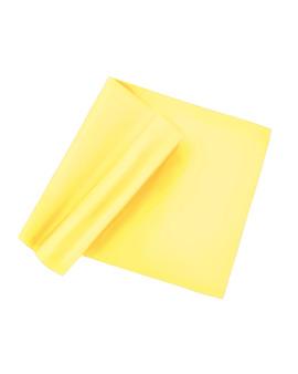 Taśma Oporowa Guma Do Rozciągania Zółta