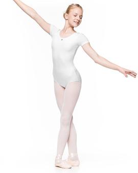Body Młodzieżowe Carmen Białe