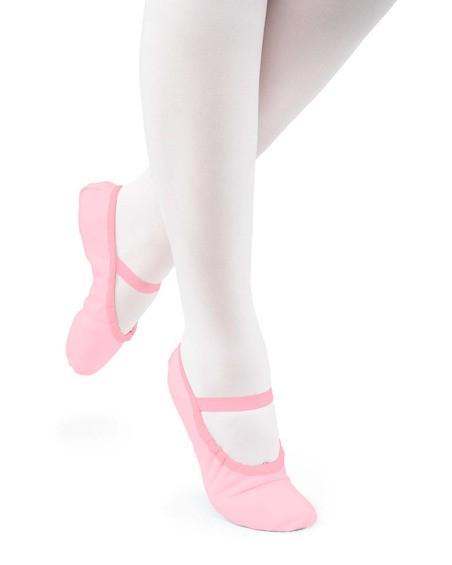 Baletki Młodzieżowe Cinderella Różowe