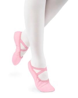 Baletki Damskie Cinderella Różowe
