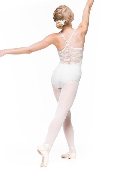 Body Młodzieżowe Kitri Białe Do Tańca