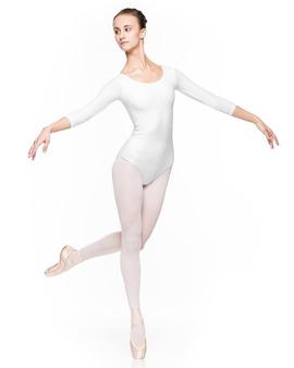 Body Damskie Klara Białe