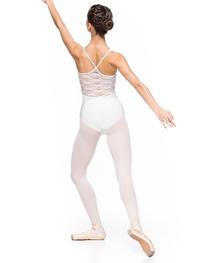 Body Damskie Kitri Białe Do Tańca