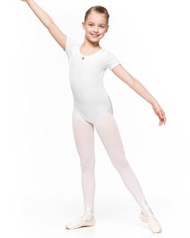 Body Dziecięce Carmen Białe