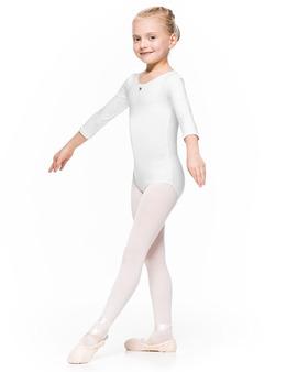 Body Dziecięce Klara Białe